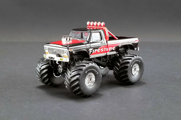 ACME Greenlight 1974 Ford F-250 - Firestone