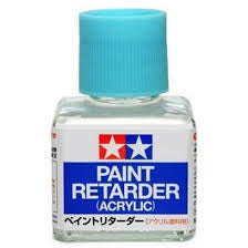 Tamiya 87114 Acrylic Paint Retarder - 40ml.