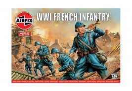 Airfix WWI French Infantry 1:76