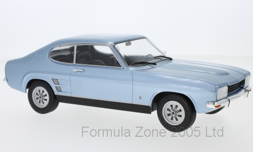 MCG Ford Mk I Capri 1600XL - Metallic Light Blue