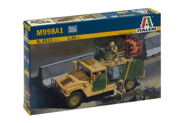 Italeri 6511 M998A1 Up Armoured