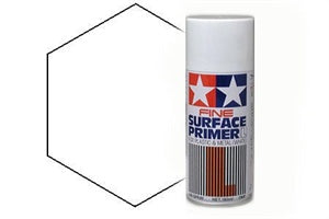 Tamiya 87044 Primer - White - Fine - 180ml
