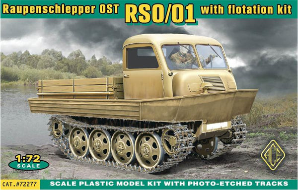 ACE Models 72277 Raupenschlepper OST RSO/01