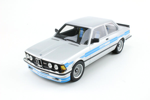 LS Collectibles BMW 323 Alpina - Silver