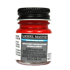 Model Master Guards Red