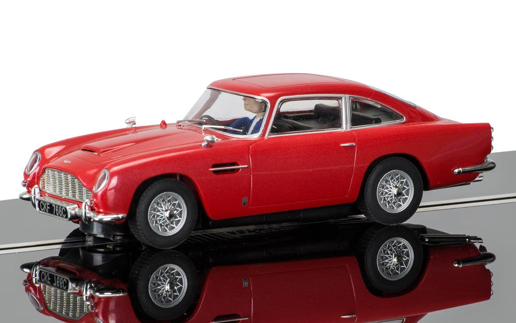 Scalextric C3722 Aston Martin DB5 - Red