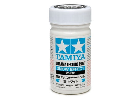 Tamiya 87119 Paint - Texture - Snow Effect - 100ml