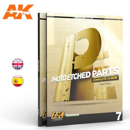 AK-Interactive AK244 Learning Series 7 - Photoetched Parts