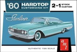 AMT 1055 1960 Ford Starliner Hardtop