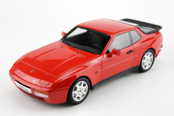 LS Collectibles Porsche 944 Turbo S Red