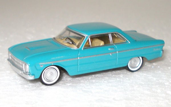 Road Ragers 1964 Ford XM Falcon Coupe Turquoise Mist