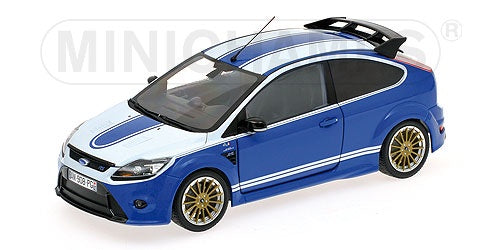 Minichamps 100080072 Ford Focus RS 2010 LeMans Classic Edition