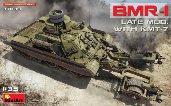 Miniart 37039 BMR-1 Early Model with KMT-7