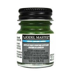 Model Master Medium Green FS34102