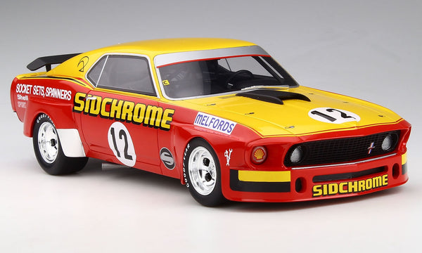 Real Art Replicas Ford Mustang Jim Richards - Sidchrome