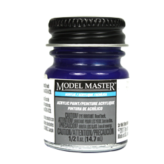 Model Master Arctic Blue Metallic