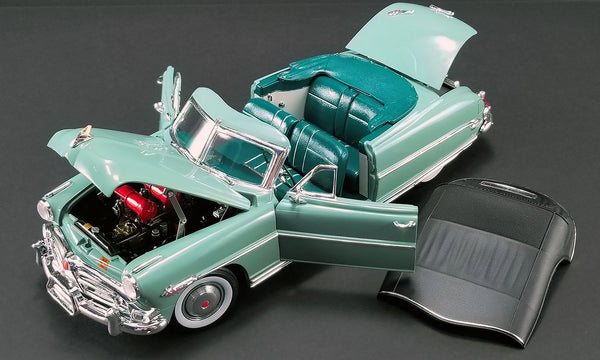 ACME  1952 Hudson Hornet Convertible - Green