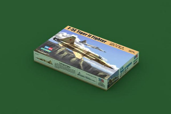 Hobby Boss 80207 F-5E Tiger II Fighter - 1/72