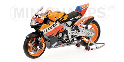 Minichamps 122071069 Honda RC212V - Nickey Hayden - MotoGP 2007