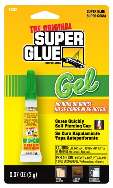 Super Glue 15231 CA Gel - 2gm