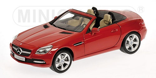 Minichamps 100039230 Mercedes Benz SLK 2011