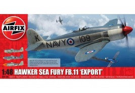 Airfix Hawker Sea Fury FB.11 - Export Edition 1:48