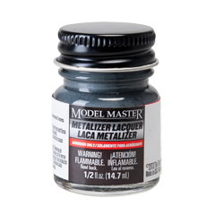Model Master Metalizer Stainless Steel