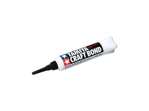 Tamiya 87078 Cement - Craft Bond - 20gm