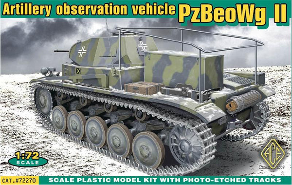 ACE Models 72270 Artillery Observation Vehicle PZBeoWg II