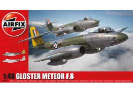 Airfix Gloster Meteor F8