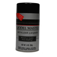 Model Master Metalizer Sealer 3.0oz