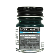 Model Master Dark Pearl Green
