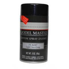 Model Master Light Sea Gray FS36307