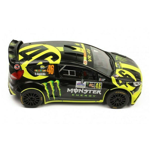 IXO 18RMC014 Ford Fiesta RS WRC #46 Monza Rally 2014