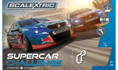 Scalextric C1371 V8 Supercar Challenge