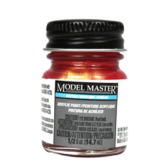 Model Master Stop Light Red