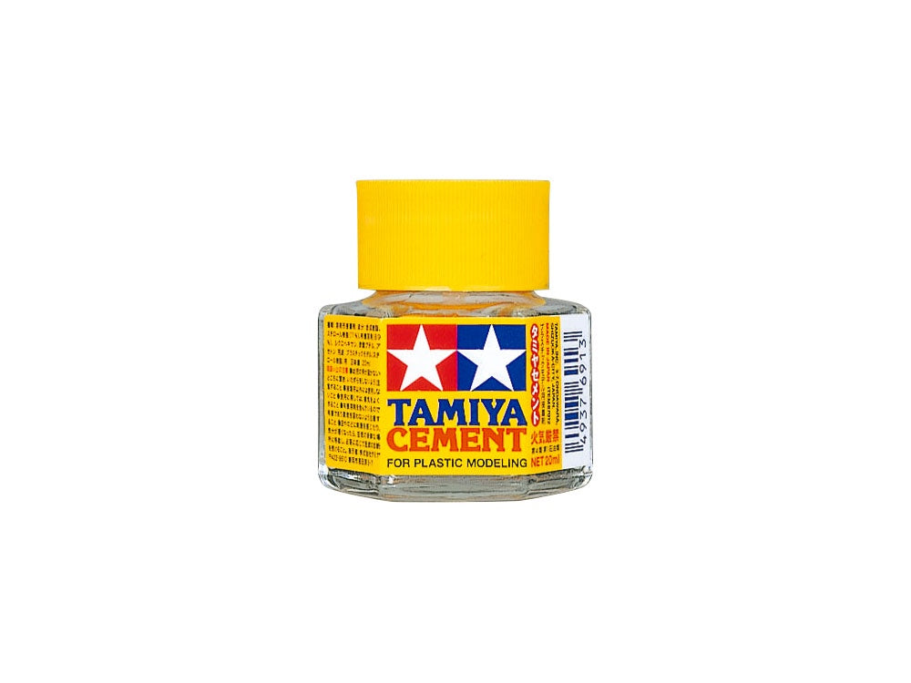 Tamiya 87012 Cement - Plastic - 20ml