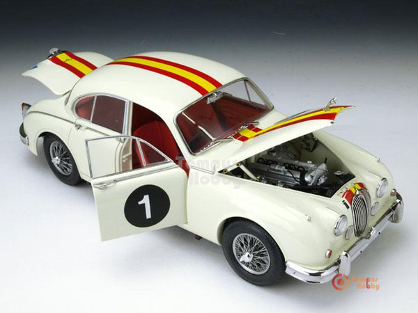 "Paragon 321006 Jaguar Mk 2 ""Bob Jane"" Australia Racing 1964"