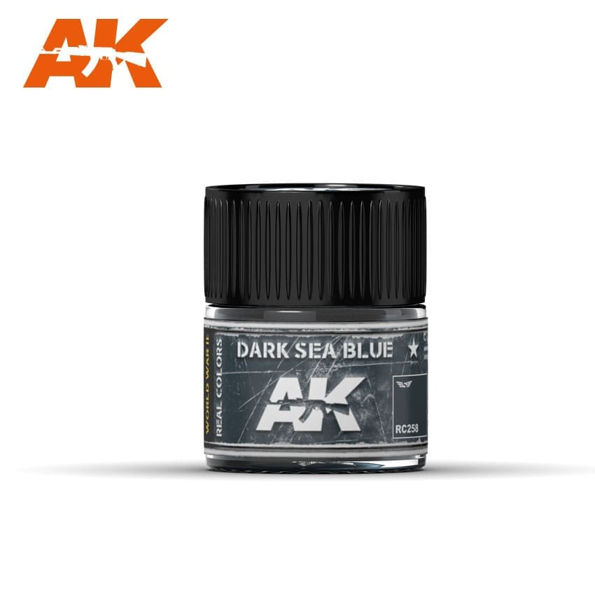 AK-Interactive RC258 Dark Sea Blue 10ml