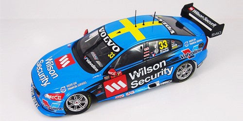 Apex Volvo S60 #33 Bathurst - McLaughlin/Wall 2015 Bathurst 1000