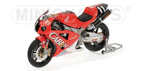 Minichamps 122011446 Honda VTR 1000 - Rossi/Edwards - Winner 8h Suzuka 2001