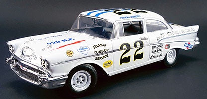 "Acme 1957 Chevy Bel Air ""Fireball Roberts"""
