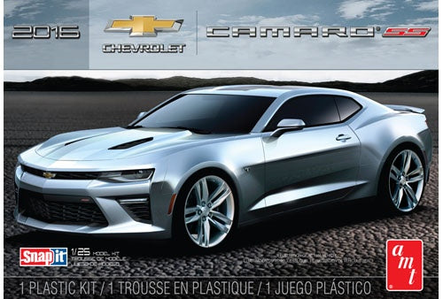 AMT 982 2016 Chevrolet Camaro SS - 1/25 Scale