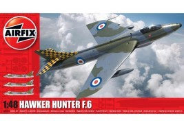 Airfix Hawker Hunter F6 1:48
