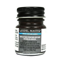Model Master Burnt Umber