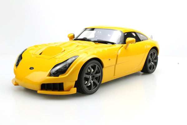 LS Collectibles TVR Sagaris - Yellow