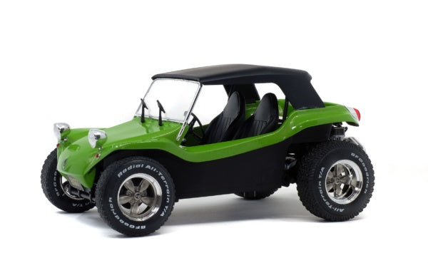 Solido 1802703 1968 Meyers Manx Dune Buggy - Top Up - Green