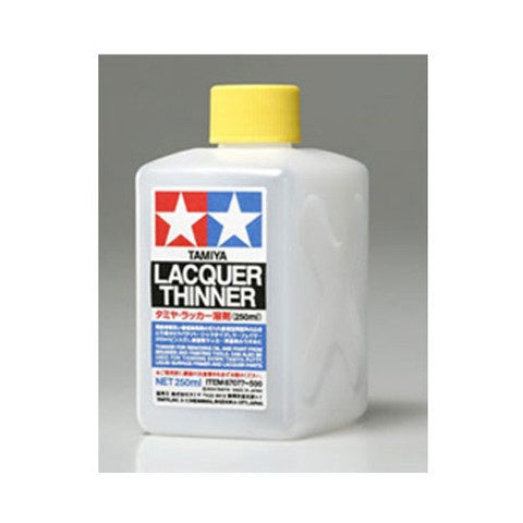 Tamiya 87077 Thinner - Lacquer - 250ml
