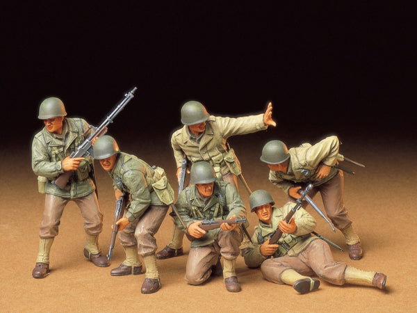 Tamiya 35192 US Army Assault Infantry Set