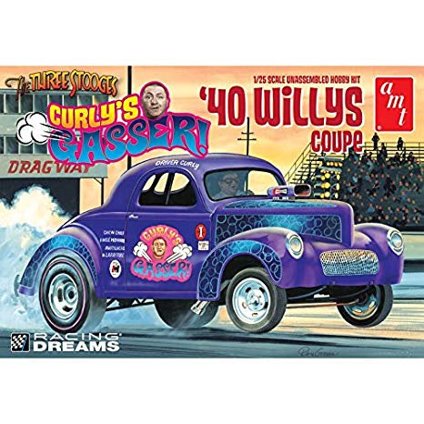 AMT 939 1940 Willys Coupe